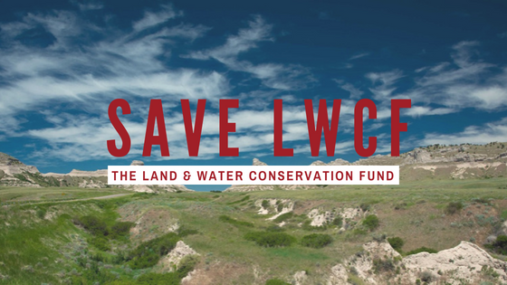 SIGN: Save LWCF, America's best parks program!