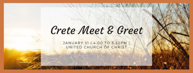 Crete Meet & Greet